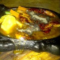 Photo taken at Star Steak by Deshita n. on 6/19/2013
