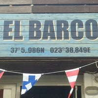 Photo taken at El Barco by Nick M. on 8/31/2013