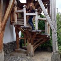 Photo taken at Barsana by Ioana M. on 9/23/2013