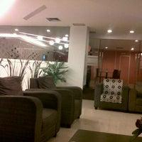 Photo taken at Hotel Jakarta by Gaa H. on 8/21/2013