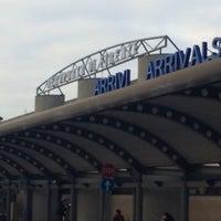 """Photo taken at Aeroporto di Firenze """"Amerigo Vespucci"""" (FLR) by Tsuzumi A. on 1/11/2014"""