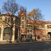Photo taken at U Schlesisches Tor by Norman on 10/29/2015
