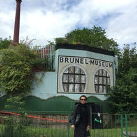 Photo taken at Brunel Museum by Jonathan L. on 5/19/2017