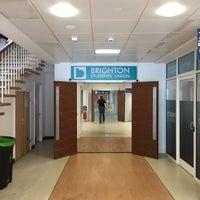 Photo taken at University of Brighton by Jonathan L. on 3/23/2018