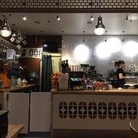 Photo taken at Pala Café by Jonathan L. on 1/1/2018