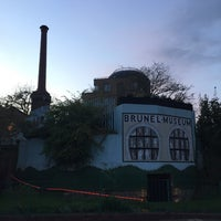 Photo taken at Brunel Museum by Jonathan L. on 4/5/2017