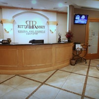 Photo taken at Ritter And Ramsey General Dentistry by Ritter And Ramsey General Dentistry on 11/16/2015