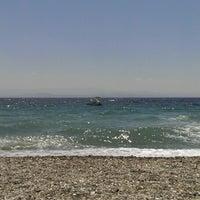 6/26/2013 tarihinde Begüm T.ziyaretçi tarafından Altınoluk Sahili'de çekilen fotoğraf