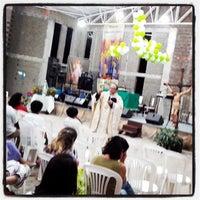 Photo taken at Igreja São Dimas by Hudson C. on 3/3/2014