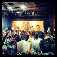 Photo taken at Teatro ICBEU by Hudson C. on 9/21/2012