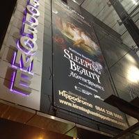 Photo taken at Birmingham Hippodrome by Abhilasha P. on 2/5/2013