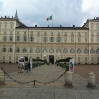 Photo taken at Palazzo Reale by Giordano P. on 7/10/2013