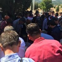 Photo taken at Harmancık Kabristanlığı by Oğuz T. on 9/17/2016