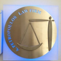Photo taken at A.Petropoulos Law Firm by 🌟 Stelini on 10/4/2012