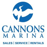 Photo taken at Cannons Marina Boats by Cannons Marina Boats on 7/8/2013