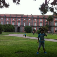 Photo taken at Museo di Capodimonte by Aylin M. on 9/15/2013