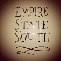 Photo taken at Empire State South by Social E. on 3/7/2013