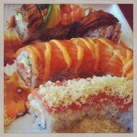 Photo taken at Wa Sushi by Tyler on 1/3/2013