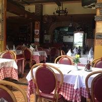 Photo taken at Restaurante Marfil by Юрий Р. on 5/19/2014