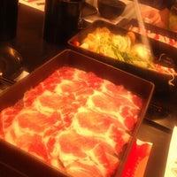 Photo taken at 鋤燒鍋物料理 by Jessie G. on 10/1/2012