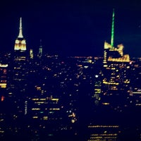 Photo taken at 10 Rockefeller Plaza by Anupam T. on 8/3/2014