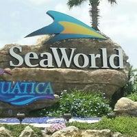 Photo taken at SeaWorld San Antonio by Sarah O. on 6/20/2013