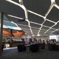 Photo taken at Virgin Australia Lounge by EmiliyaM on 9/19/2015