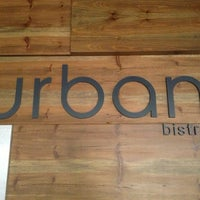 Photo taken at Urban Bistro by Dan A. on 7/17/2013