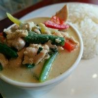 Photo taken at Talay Thai Restaurant by Ka Hin L. on 8/19/2014