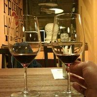 Снимок сделан в The Room Wine Bar пользователем Olia K. 10/28/2013