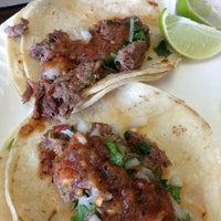 Photo taken at El Super Taco Man by Joseph C. on 7/30/2013