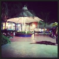 Photo taken at Atallah Happy Land Park by Nada on 7/3/2013