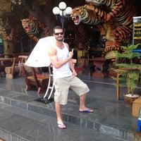 Photo taken at 88 Hotel Phuket by Luiz Gustavo B. on 10/28/2014