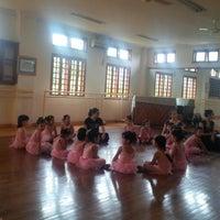 Photo taken at Namarina Ballet School by Elvinateshiloh'smom S. on 2/14/2014