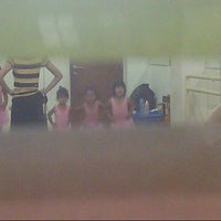 Photo taken at Namarina Ballet School by Elvinateshiloh'smom S. on 9/13/2013