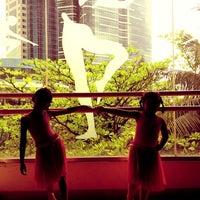 Photo taken at Namarina Ballet School by Elvinateshiloh'smom S. on 5/23/2014