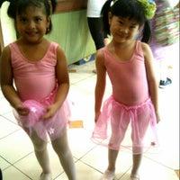 Photo taken at Namarina Ballet School by Elvinateshiloh'smom S. on 9/20/2013
