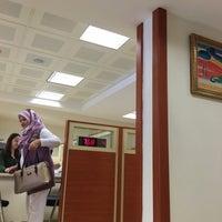 Photo taken at Turkiye is bankasi kapakli subesi by Selçuk C. on 6/8/2016