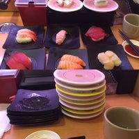 Photo taken at かっぱ寿司 会津若松南店 by てり タ. on 7/25/2015