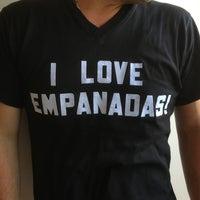 Photo taken at Empanada Company by Carmelia R. on 7/26/2013