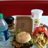 Photo taken at McDonald's by Reem on 6/24/2013