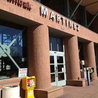 Photo taken at Martinez Station (MTZ) by Chelle G. on 2/24/2013