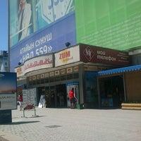 """Снимок сделан в ЦУМ """"Айчурек"""" / ZUM """"Aichurek"""" пользователем Логопед 6/21/2013"""
