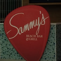 Photo taken at Sammy's Beach Bar & Grill by Mark S. on 3/24/2016