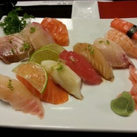 Photo taken at Ninza Sushi by Pizza Mike P. on 10/14/2013