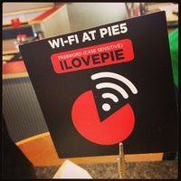 Photo taken at Pie Five Pizza Co. by Jaye M. on 2/21/2013