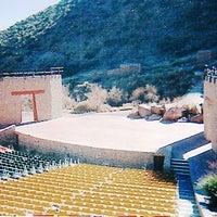 Photo taken at McKelligon Canyon Pavilion & Amphitheatre by McKelligon Canyon Pavilion & Amphitheatre on 4/2/2014