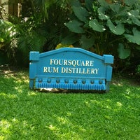 Photo taken at Foursquare Rum Factory and Heritage Park by Paul B. on 11/14/2013