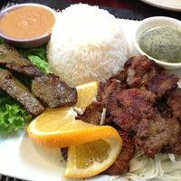 Photo taken at Vanida Thai Kitchen by jonathan l. on 1/31/2013