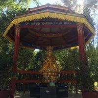 Photo taken at Land of Medicine Buddha by Caroline D. on 9/29/2017